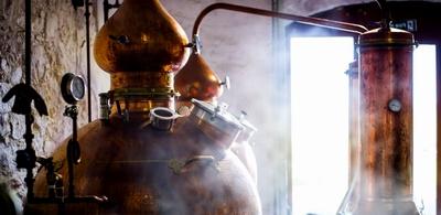Strathearn Distillery Stills