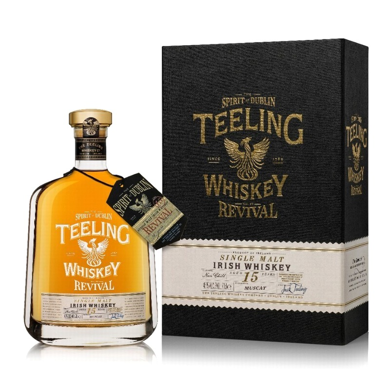 TEELING 15 Years Revival Muscat Cask