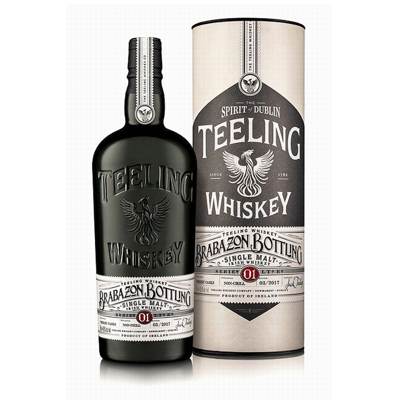TEELING Brabazon Bottling Series 1 Sherry Cask