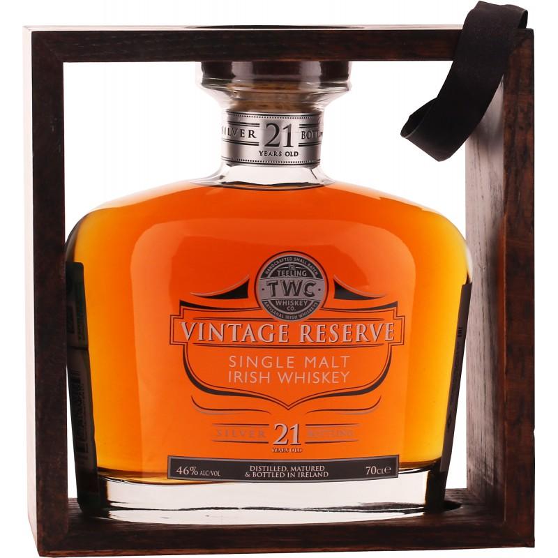 TEELING Vintage Reserve 21 Years Vintage Bottling