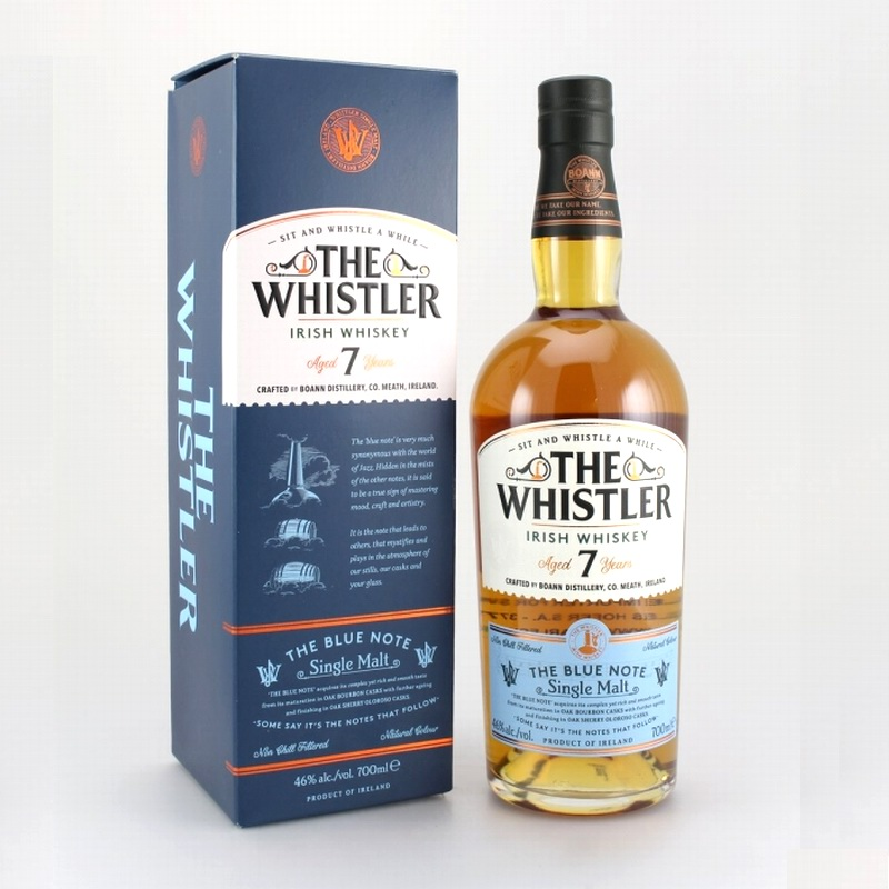 THE WHISTLER 7 Years