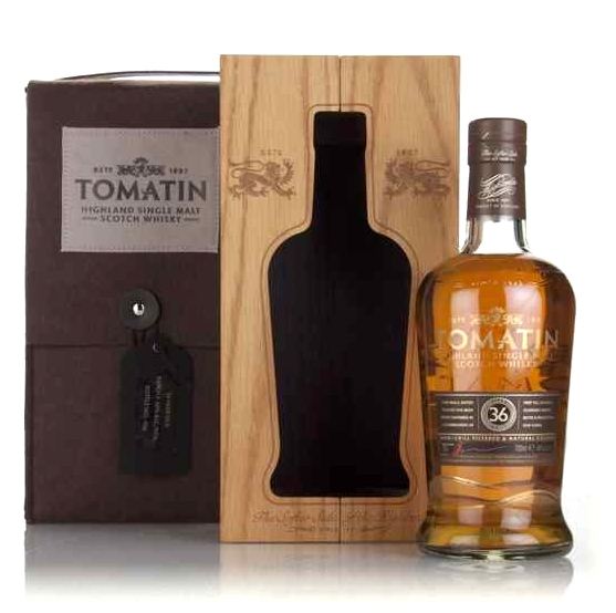 TOMATIN 36 Years Batch 3