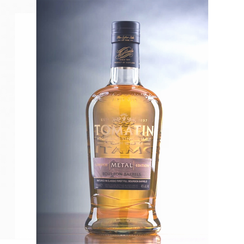 TOMATIN Five Virtues Metal