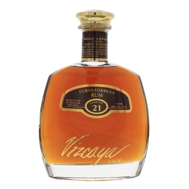 VIZCAYA Cask No. 21 VXOP