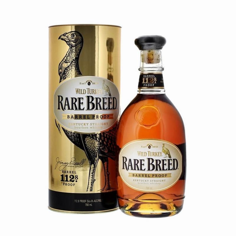 WILD TURKEY Rare Breed Barrel Proof 112.8