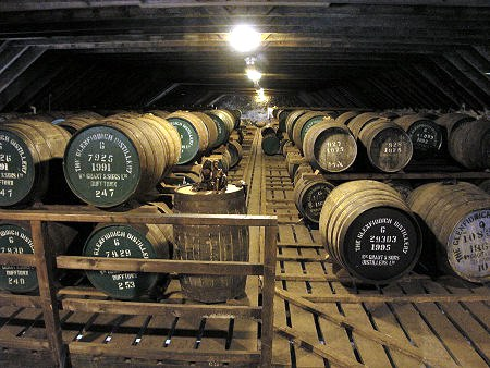 Warehouse von Glenfiddich