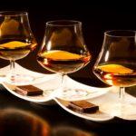 Whisky und Schokolade