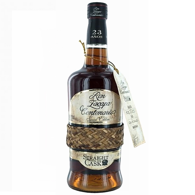 ZACAPA Straight from the Cask Special Edition