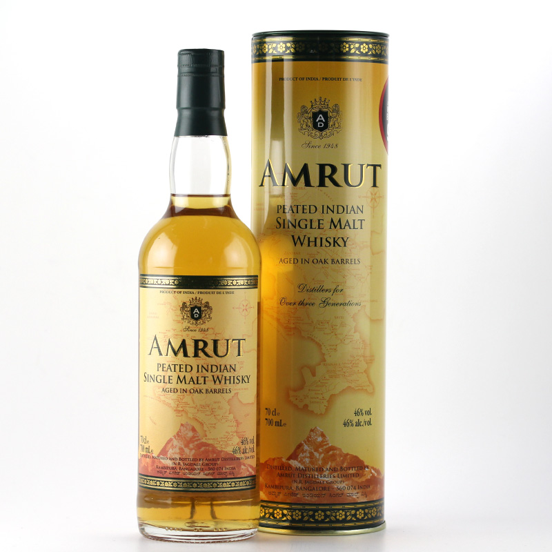 AMRUT Single Malt Peated