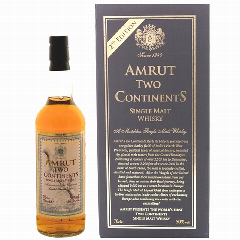 AMRUT 2 Continents 2nd Edition