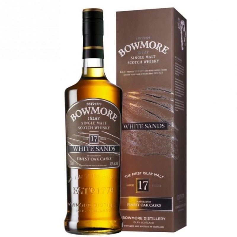 BOWMORE 17 Years White Sands