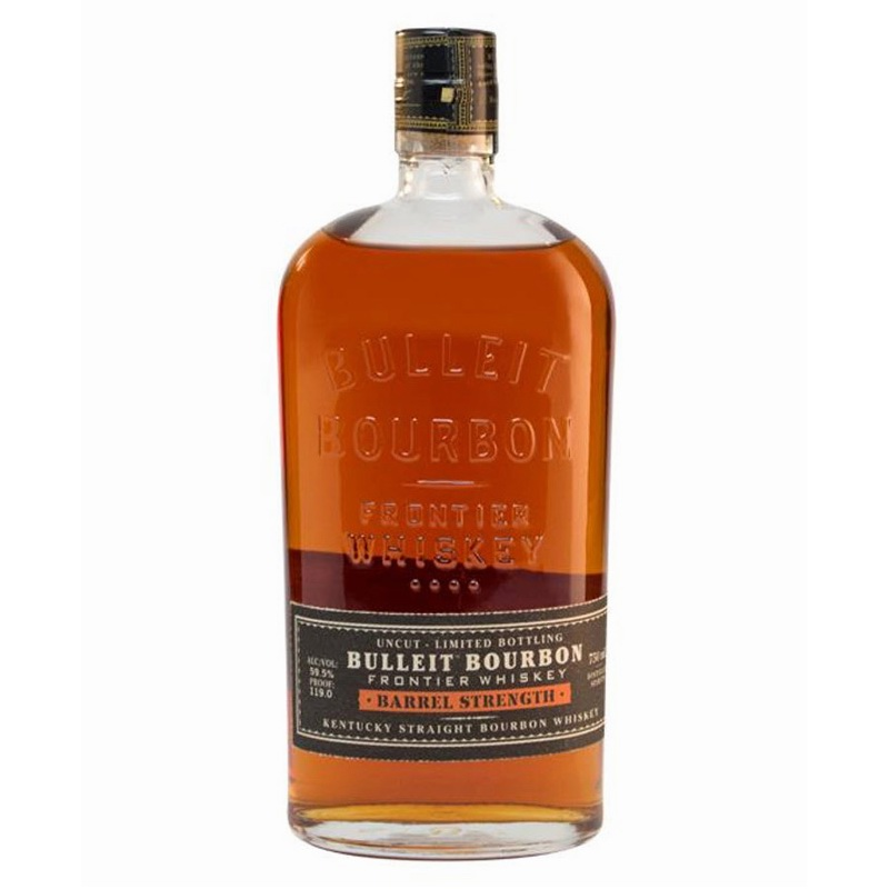 BULLEIT Barrel-Strength Bourbon