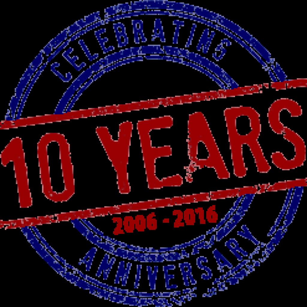 celebrating10years