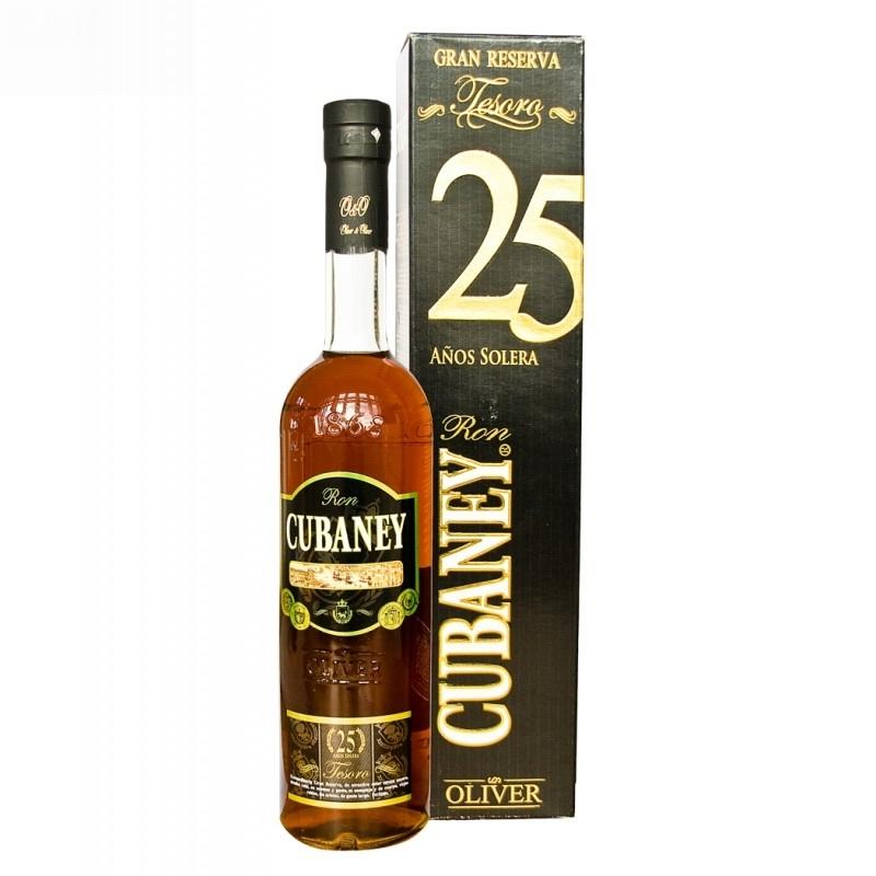 CUBANEY 25 Anos Solera