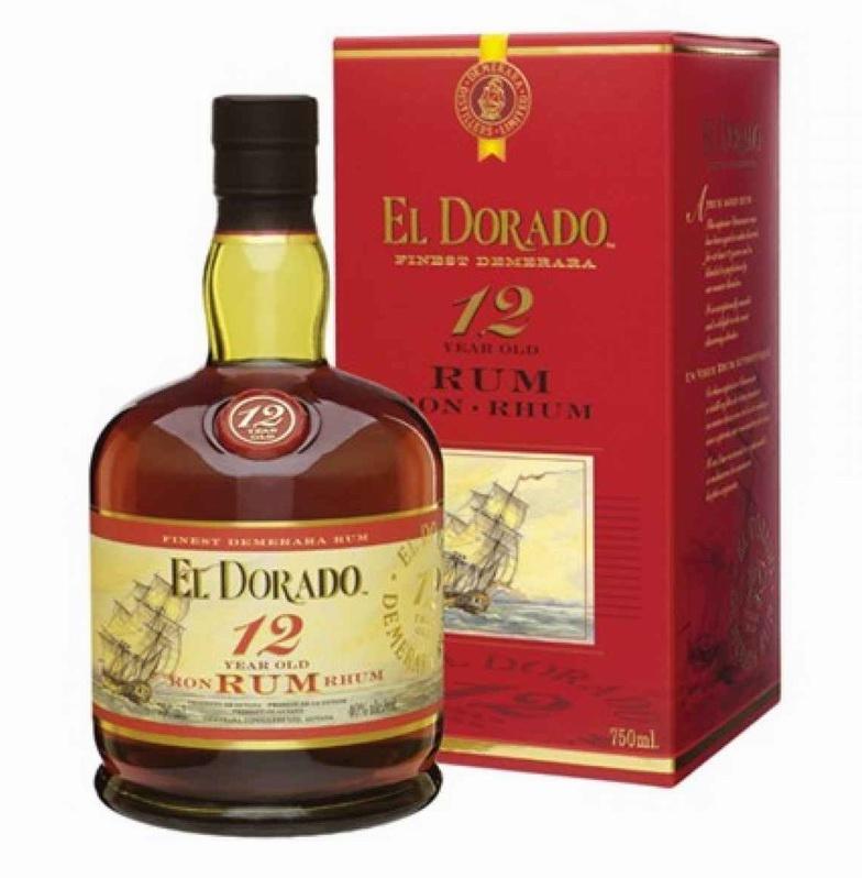 EL DORADO 12 Years
