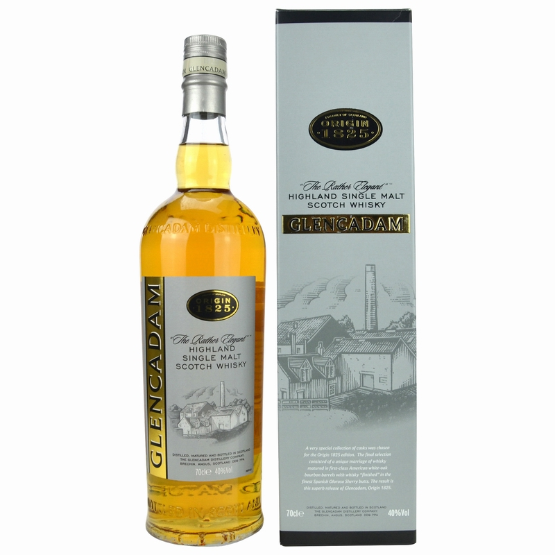 GLENCADAM Single Malt Origin 1825