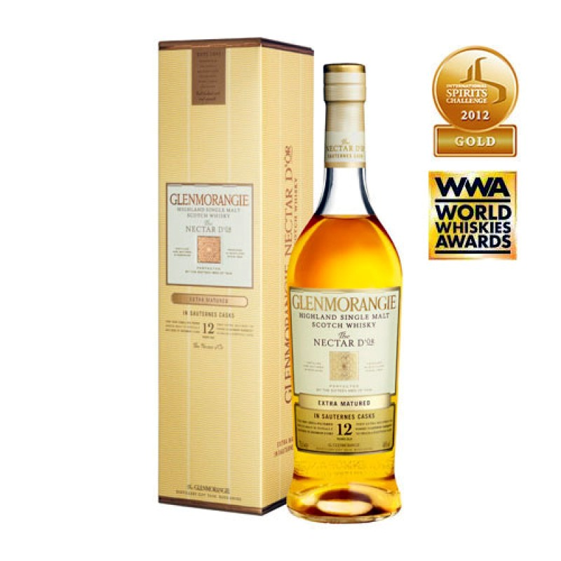 GLENMORANGIE 12 Years The Nectar d'Or