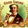 Zigarren-Etikette