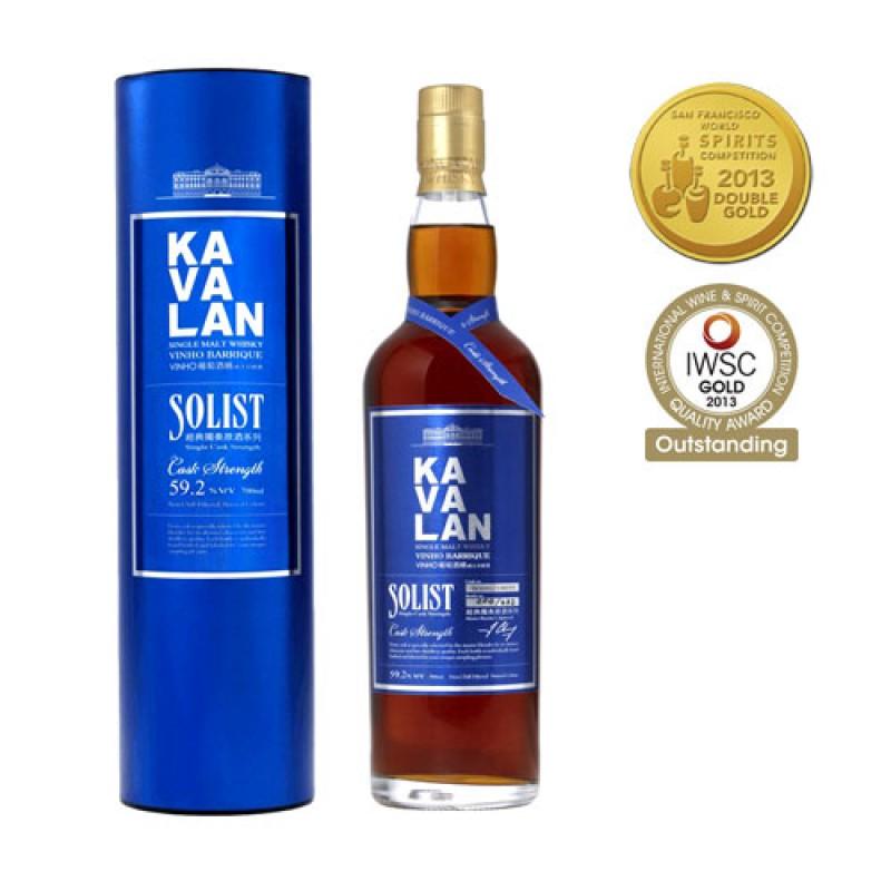 KAVALAN Solist Vinho Barrique