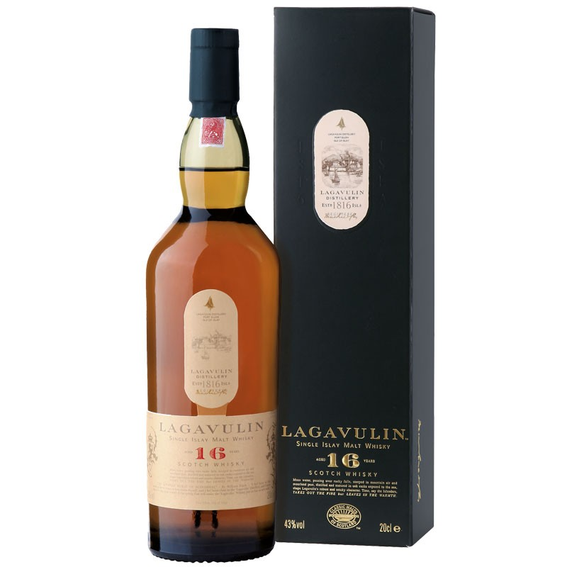 LAGAVULIN 16 Years Classic Malts