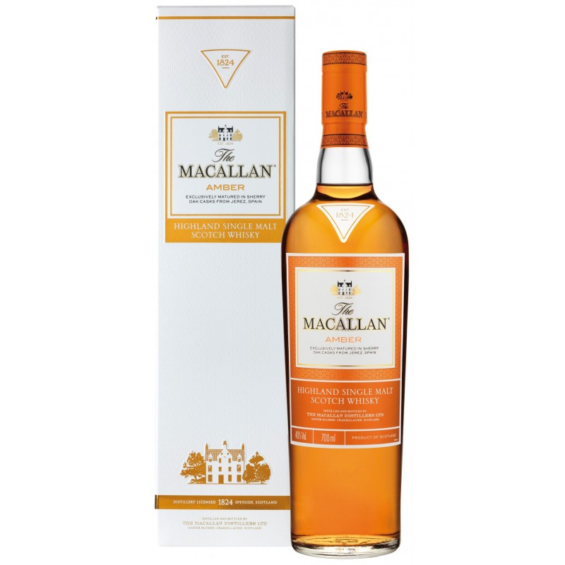 MACALLAN Amber 1824 Series