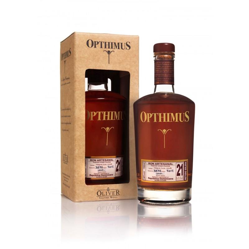 OPTHIMUS 21 Years