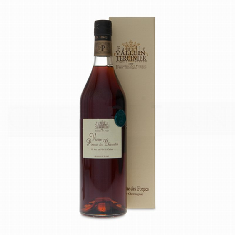 VALLEIN-TERCINIER Pineau des Charentes Rouge 10 Years
