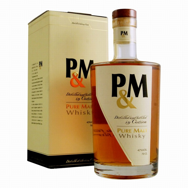 P&M Corsican Single Malt 7 Years