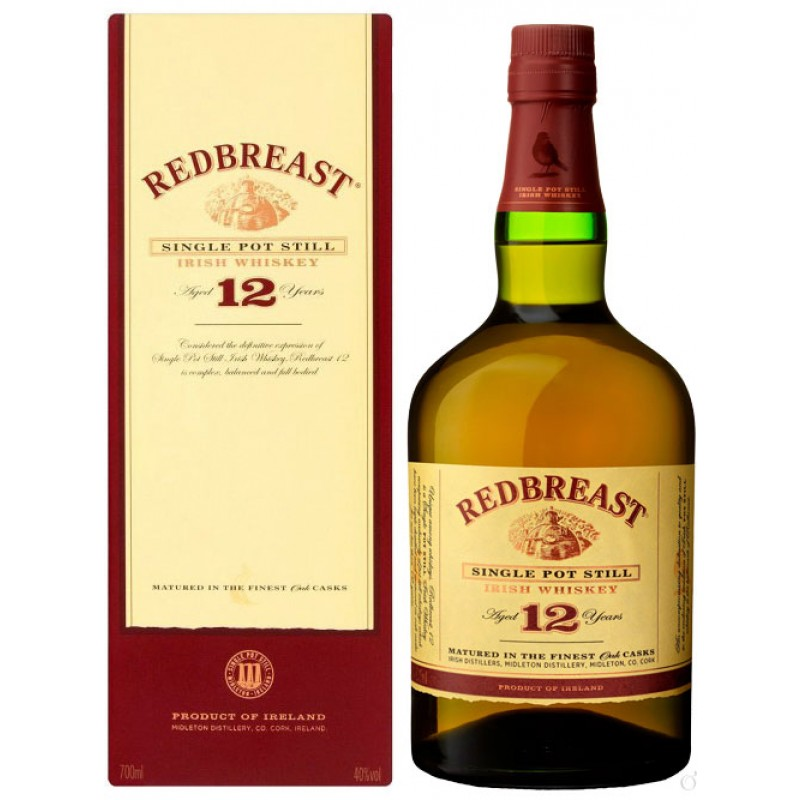 REDBREAST 12 Years Pot Still
