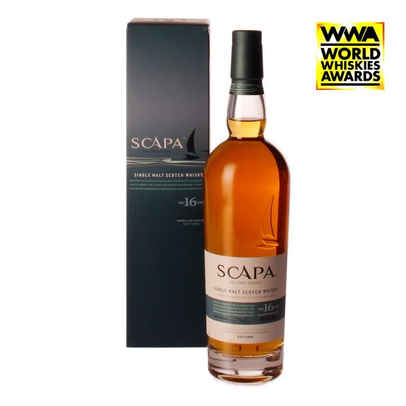 SCAPA 16 Years