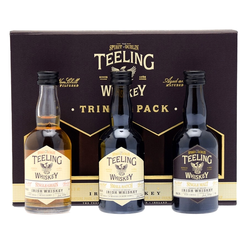 TEELING Trinity Pack (3x5cl)