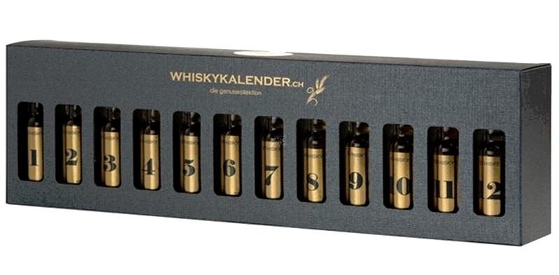 Whiskykalender CHF 153.-