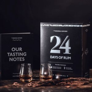 24 DAYS OF RUM Edition 2019