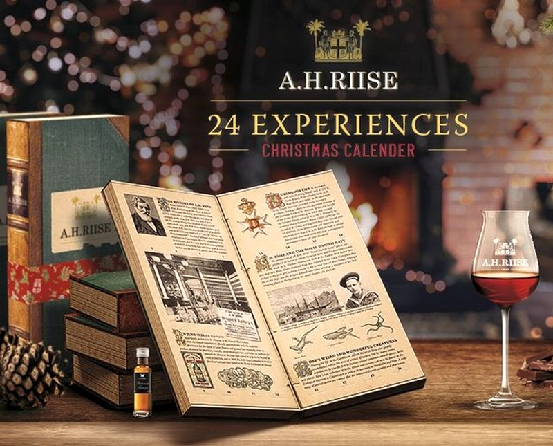 A. H. RIISE 24 Experiences