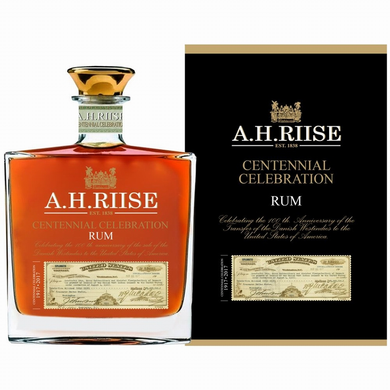 A. H. RIISE Centennial Celebration