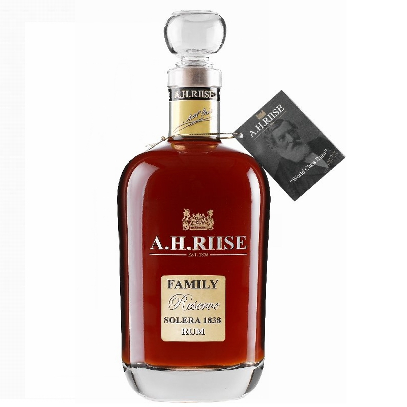 A. H. RIISE Family Reserve