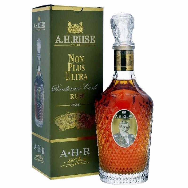 A. H. RIISE Non Plus Ultra Sauternes Cask
