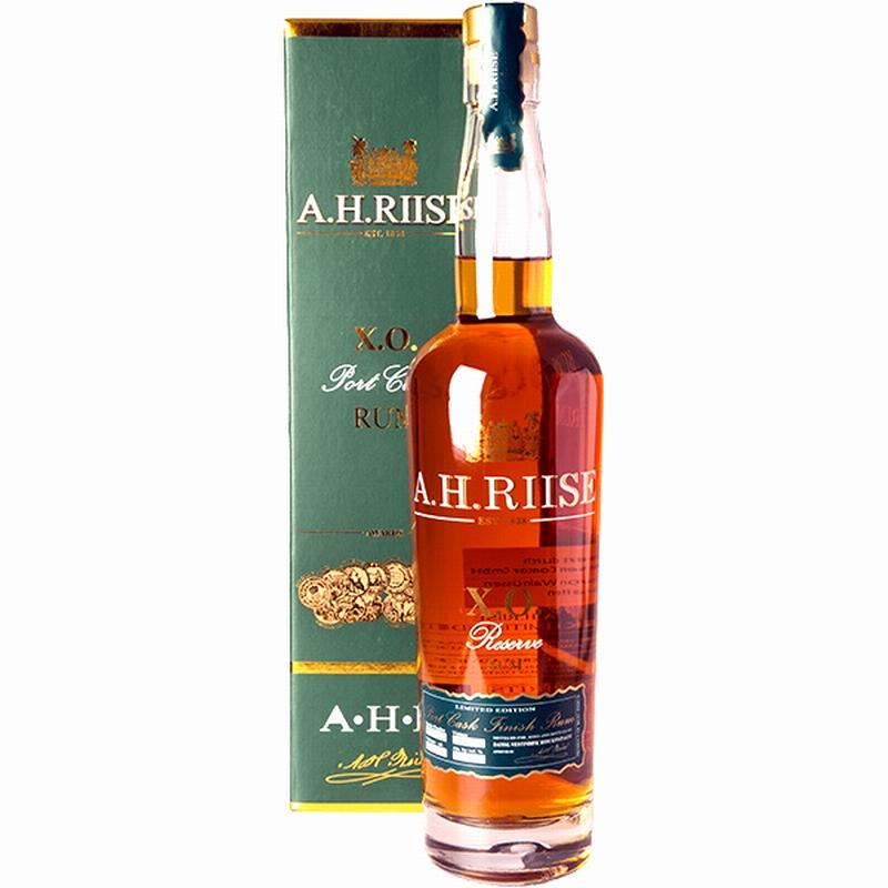 A. H. RIISE XO Port Cask