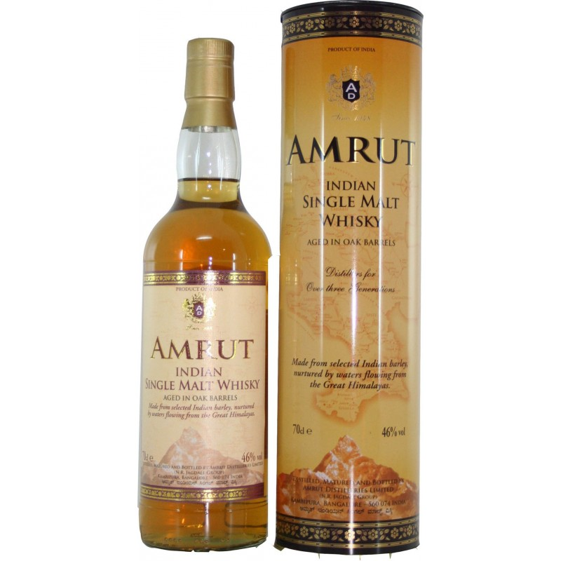 AMRUT Single Malt