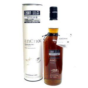 ANCNOC 2001 Single Cask No. 984
