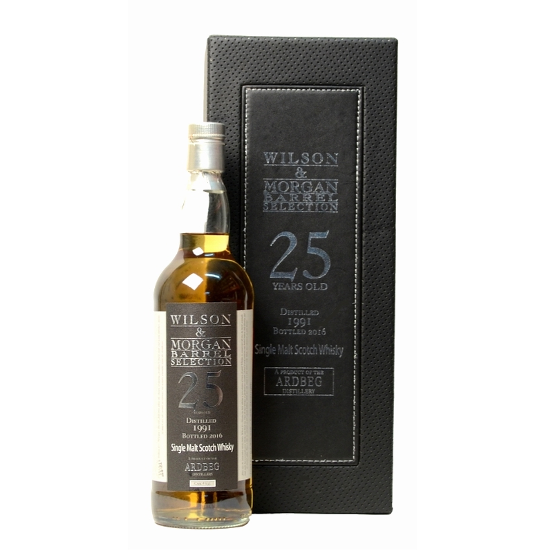 ARDBEG 1991 25 Years Wilson & Morgan