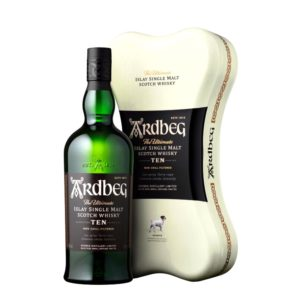 ARDBEG Ten 10 Years Ardbone Limited Edition