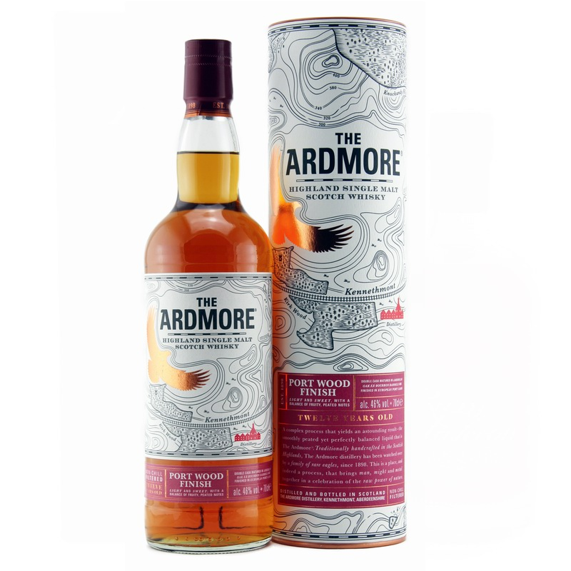ARDMORE 12 Years Portwood Finish