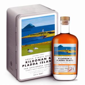 ARRAN Explorers Series Vol. 3 Kildonan & Pladda Island