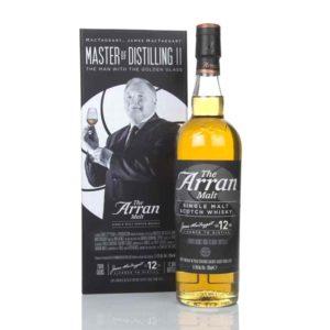 ARRAN Master of Distilling II 12 Years Sherry Finish