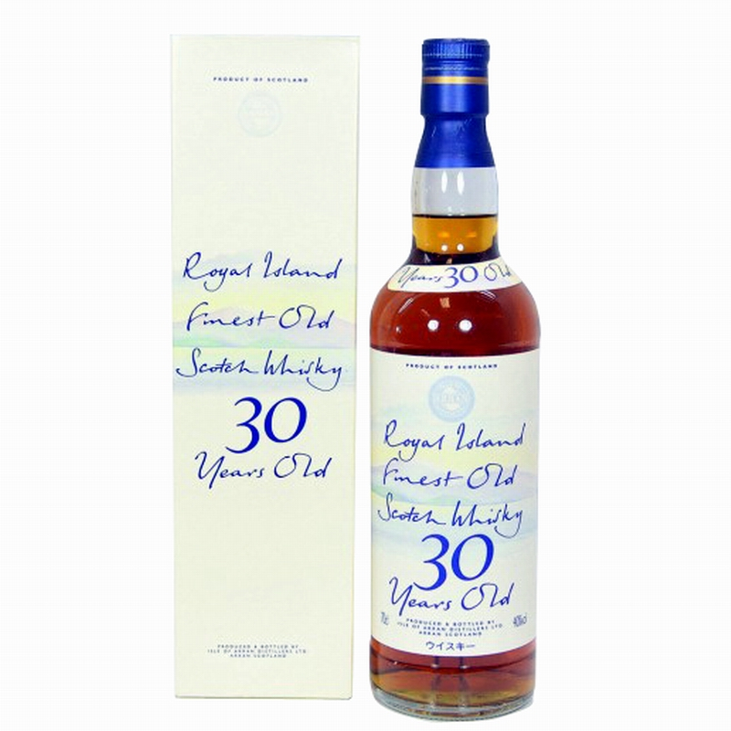 ARRAN Royal Island 30 Years