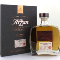 ARRAN Single Cask 1995 433 Exclusive for Switzerland