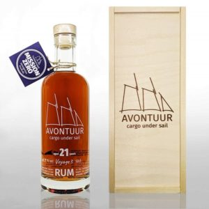 AVONTUUR Voyage 3 Rum 21 Years Amarone Finish