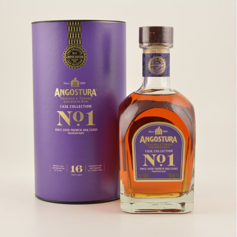 ANGOSTURA No. 1 16 Years