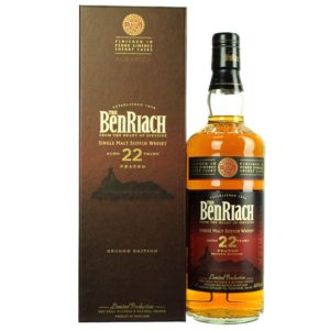 BENRIACH 22 Years Peated Albariza PX Finish